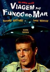 DVD VIAGEM AO FUNDO DO MAR - 2º TEMP - 12 DVDs - DUBLADOS