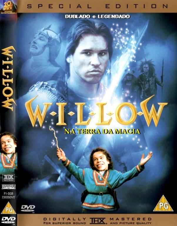 filme willow na terra da magia dublado gratis