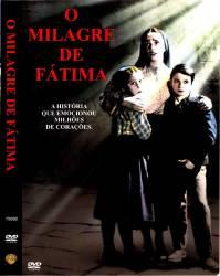 DVD O MILAGRE DE FATIMA - 1952