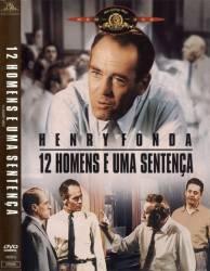 DVD 12 HOMENS E UMA SENTENÇA - 1957