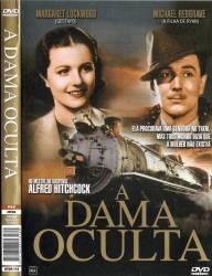 DVD A DAMA OCULTA - ALFRED HITCHCOCK - 1938