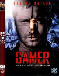 DVD GAMER - GERARD BUTLER