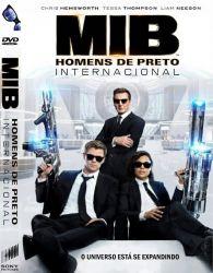 DVD MIB HOMENS DE PRETO - 2019