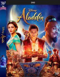 DVD ALADDIN - 2019