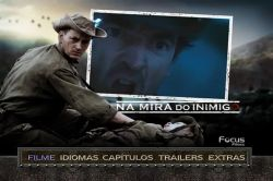 DVD NA MIRA DO INIMIGO - BENOIT MAGIMEL
