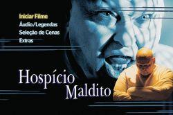 DVD HOSPICIO MALDITO