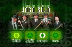 DVD JOGO SUJO - SAM NEILL