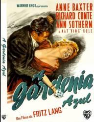 DVD A GARDENIA AZUL - CLASSICO - 1952