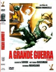DVD A GRANDE GUERRA - 1959