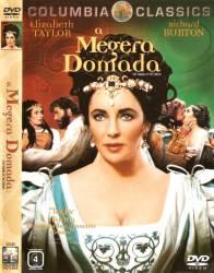 DVD A MEGERA DOMADA  - 1967