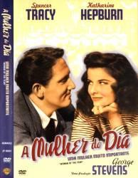 DVD A MULHER DO DIA - 1942