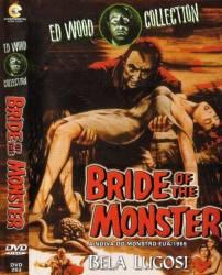 DVD A NOIVA DO MONSTRO - TERROR - 1955