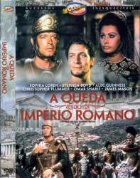 DVD A QUEDA DO IMPERIO ROMANO - 1964