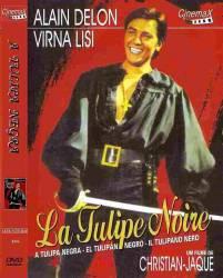 DVD A TULIPA NEGRA - CLASSICO - 1964