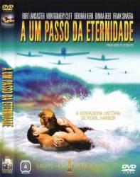 DVD A UM PASSO DA ETERNIDADE - BURT LANCASTER