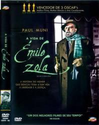 DVD A VIDA DE EMILE ZOLA - 1937