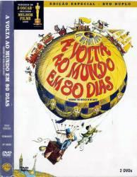 DVD A VOLTA AO MUNDO EM 80 DIAS - 1956