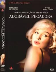 DVD ADORAVEL PECADORA - CLASSICO - 1960