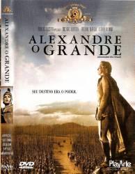 DVD ALEXANDRE O GRANDE - 1955