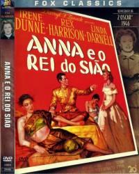 DVD ANNA E O REI DO SIAO - 1946