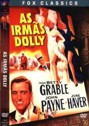 DVD AS IRMAS DOLLY - 1945