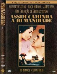 DVD ASSIM CAMINHA A HUMANIDADE - 2 DVDs
