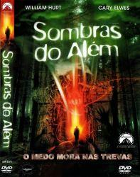DVD SOMBRAS DO ALEM - WILLIAM HURT