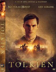 DVD TOLKIEN - NICHOLAS HOULT