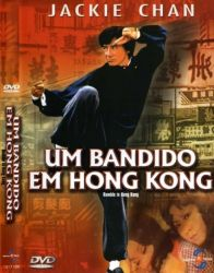 DVD UM BANDIDO EM HONG KONG - JACKIE CHAN