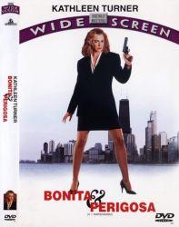 DVD BONITA E PERIGOSA - KATHLEEN TURNER
