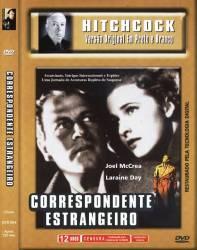 DVD CORRESPONDENTE ESTRANGEIRO - 1940 - CLASSICO