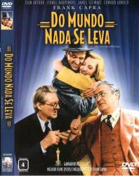 DVD DO MUNDO NADA SE LEVA - 1938