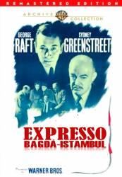 DVD EXPRESSO BAGDÁ ISTAMBUL - CLÁSSICO - 1943