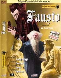 DVD FAUSTO 1926
