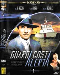 DVD GUARDA COSTA EM ALERTA - 3 DVDs