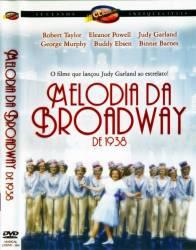 DVD MELODIA DA BROADWAY - 1938
