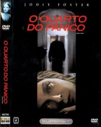 DVD O QUARTO DO PANICO - JODIE FOSTER
