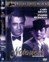 DVD NOTORIOUS - ALFRED HITCHCOCK - 1946