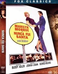 DVD NUNCA FUI SANTA - 1956