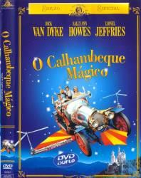 DVD O CALHAMBEQUE MAGICO  - 1968