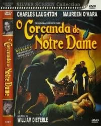 DVD O CORCUNDA DE NOTRE DAME - 1939
