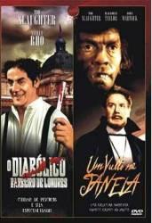 DVD O DIABÓLICO BARBEIRO DE LONDRES / UM VULTO NA JANELA - dvd 2x1