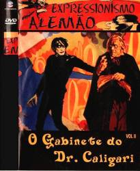 DVD O GABINETE DO DR CALIGARI - CLASSICO - 1920
