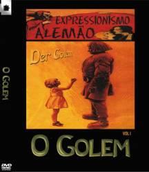DVD O GOLEM - CLÁSSICO - 1920