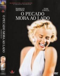 DVD O PECADO MORA AO LADO - MARILYN MONROE