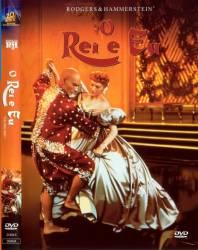 DVD O REI E EU - 1956