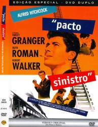 DVD PACTO SINISTRO - ALFRED HITCHCOCK - 1951