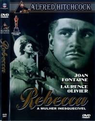 DVD REBECCA - A MULHER INESQUECIVEL - ALFRED HITCHCOCK - 1940