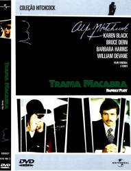 DVD TRAMA MACABRA - ALFRED HITCHCOCK - 1976