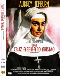 DVD UMA CRUZ A BEIRA DO ABISMO  - 1959